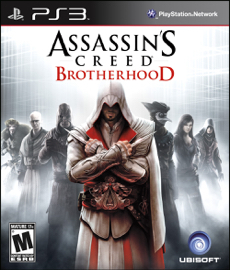 Assassin's Creed BrotherHood - PS3 (Seminovo)