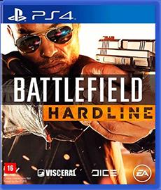 Battlefield Hardline - PS4 (Seminovo)