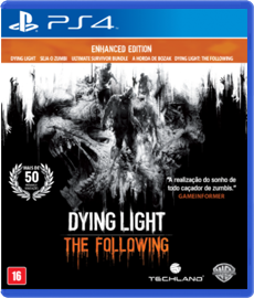 Dying Light The Following (Enhanced Edition) - PS4 (Seminovo)
