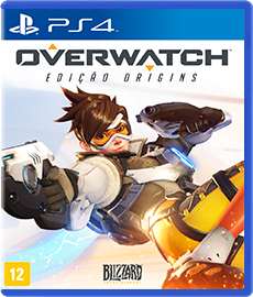 Overwatch - PS4 (Seminovo)