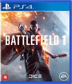 Battlefield 1 - PS4 (Seminovo)