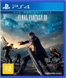 Final Fantasy XV - PS4 (Seminovo)