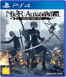 Nier: Automata Day One Edition - PS4 (Seminovo)