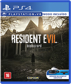 Resident Evil 7 Biohazard - PS4 (Seminovo)