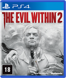 The Evil Within 2 - PS4 (Novo)