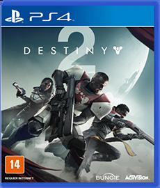 Destiny 2 - PS4 (Seminovo)