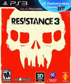Resistance 3 - PS3 (Seminovo)