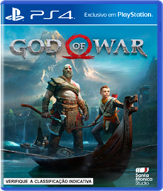 God Of War - PS4 (Novo)