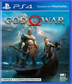 God Of War - PS4 (Segundo Lote)