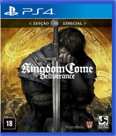 Kingdom Come Deliverance - PS4 (Pré-Venda)