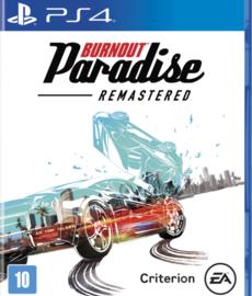 Burnout Paradise - Remastered - PS4 (Novo)