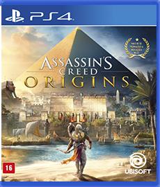 Assassin's Creed Origins - PS4 (Seminovo)