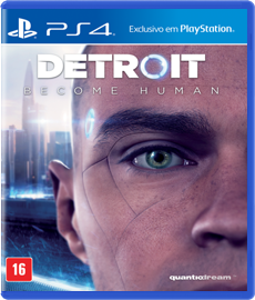 Detroit: Become Human - PS4 (Novo)