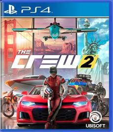 The Crew 2 Edição Limitada - PS4 (Seminovo)