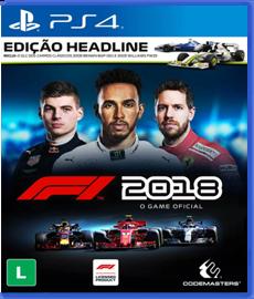 F1 2018 Formula 1 - PS4 (Novo)