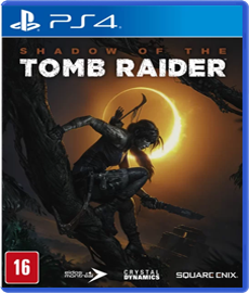 Shadow of the Tomb Raider - PS4 (Novo)