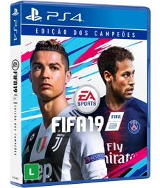 Fifa 19 Champions Edition - PS4 (Novo)