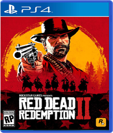 Red Dead Redemption 2 - PS4 (Novo)