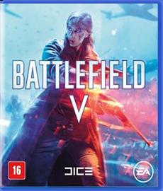 Battlefield V - PS4 (Novo)
